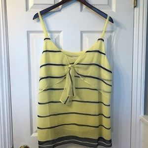 NEW W/ TAG cabi Knot Cami #5207